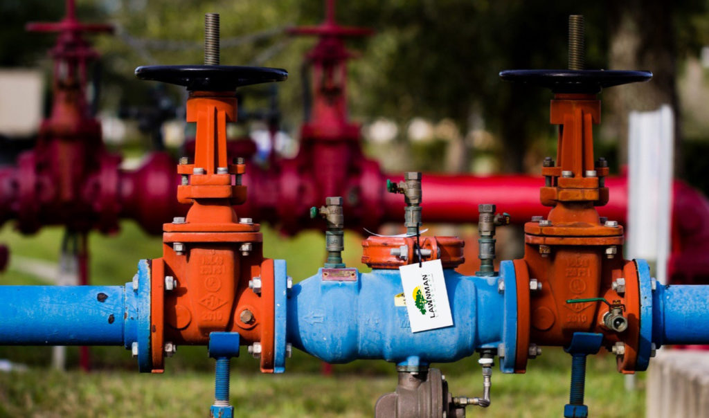Other than landscaping, we also offer backflow testing in sacramento also